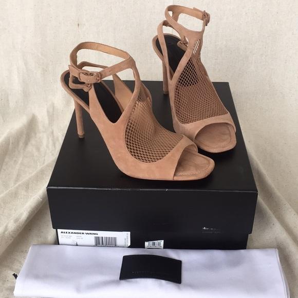 323a4c9b8e Alexander Wang Shoes   Nwtsize 39piper Fishnet   Poshmark